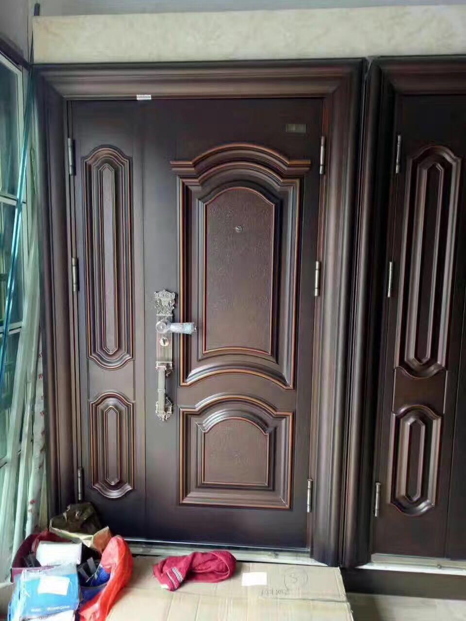 柳市不锈钢铜门制作生产厂家公司