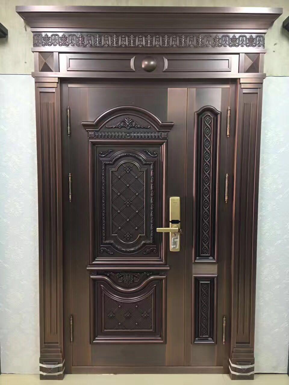 温州不锈钢铜门制作生产厂家公司