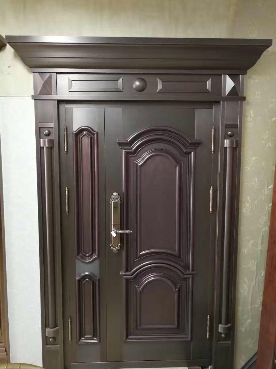 白象不锈钢铜门制作生产厂家公司