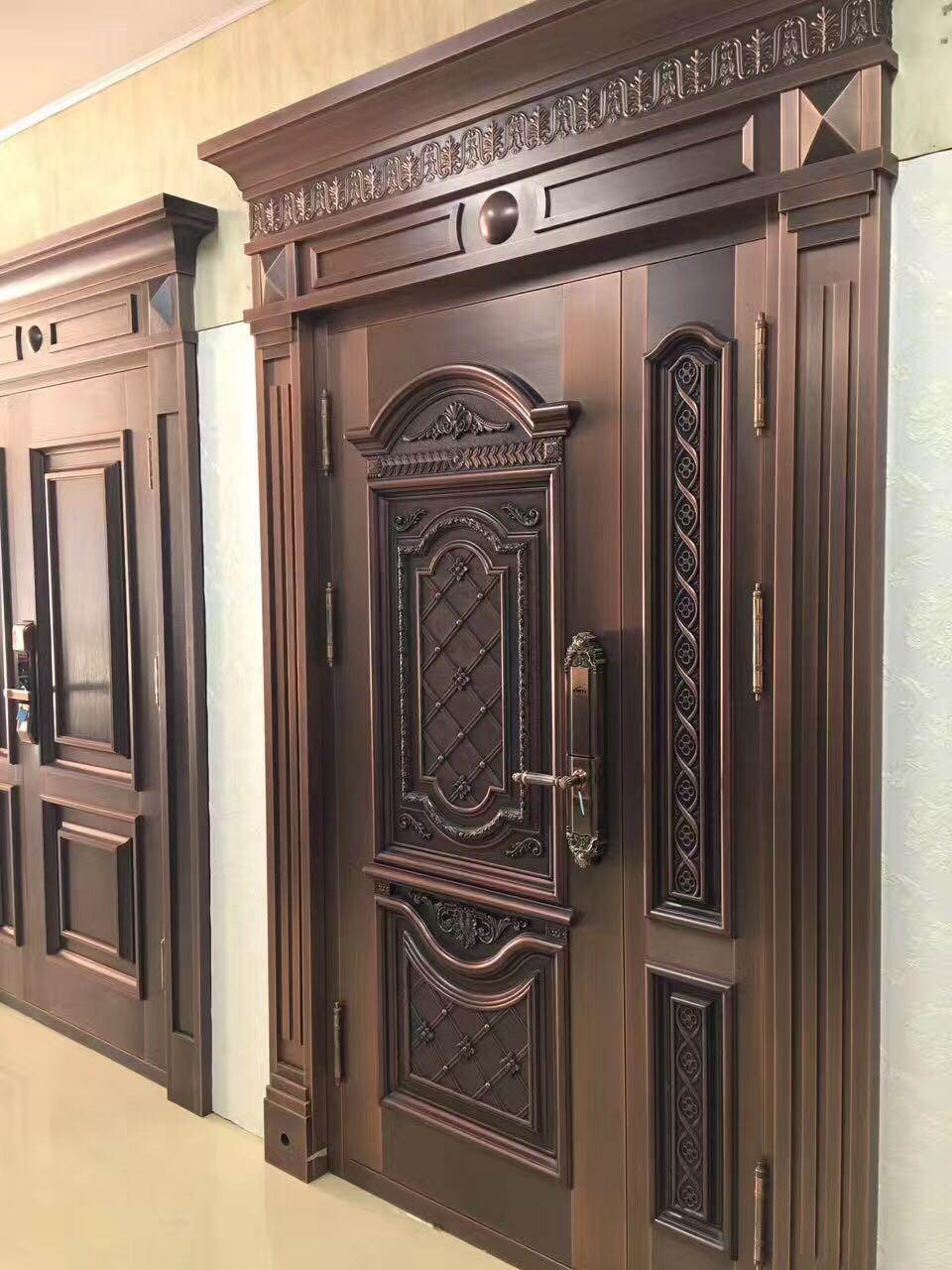 乐清不锈钢铜门制作生产厂家公司