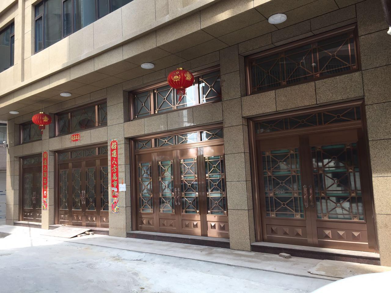 柳市不锈钢大门生产厂家公司