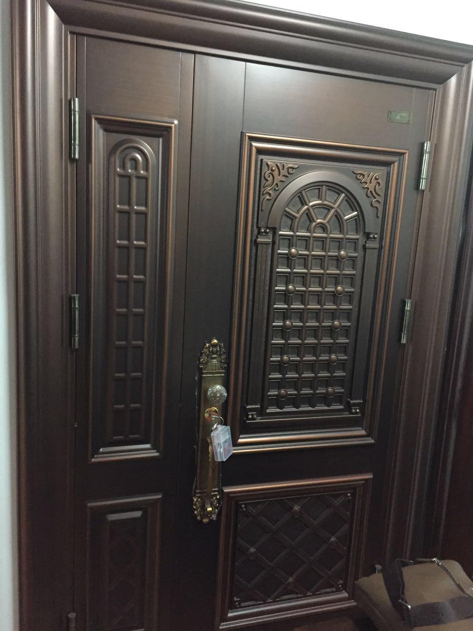 柳市防盗门制作生产厂家公司